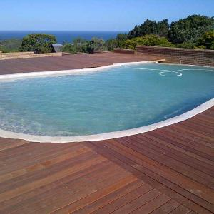 004 - Beach pool with decking